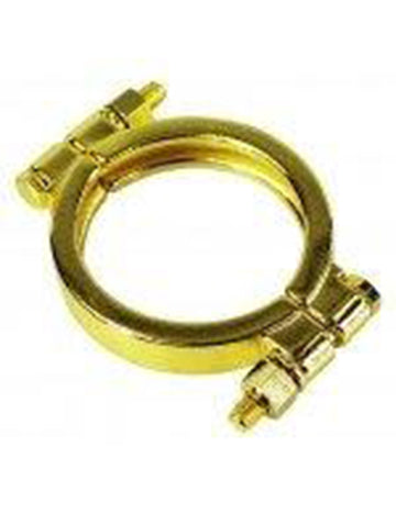 Gold High Pressure Clamps