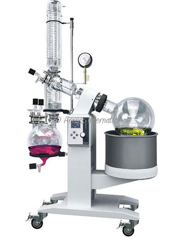 Ai SolventVap 2.6-Gallon/10L Rotary Evaporator with Motorized Lift 220V