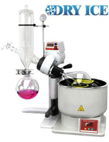Ai SolventVap 0.5G/2L Rotary Evaporator with Cold Trap Condenser & Manual Lift