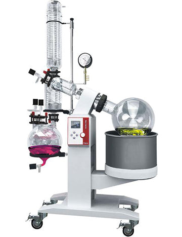 Ai SolventVap 2.6-Gallon/10L Rotary Evaporator with Motorized Lift