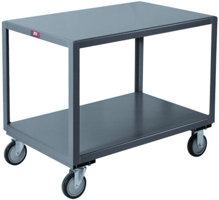 Heavy Duty 1200 lbs Capacity All Welded Steel Mobile Table/Cart