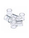 1 oz Glass Raschig Rings