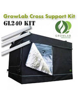 Hercules Support Bars for Grow Lab GL 240 Kit