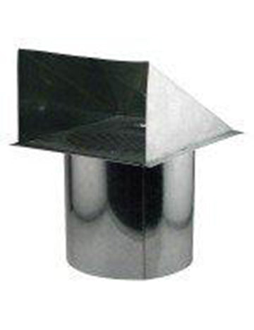 Ideal-Air Screened Wall Vent