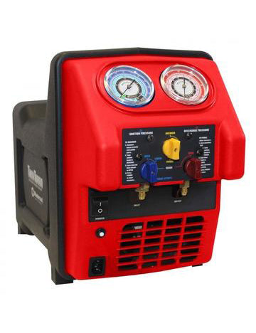 Mastercool Spark Free Combustible Gas Recovery Machine