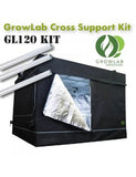 Hercules Support Bars for Grow Lab GL 120 Kit