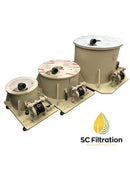 Sambo filter trolley 400mm (15.7 inches) BABF400