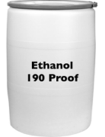 Ethanol 190 Proof 55 gallon