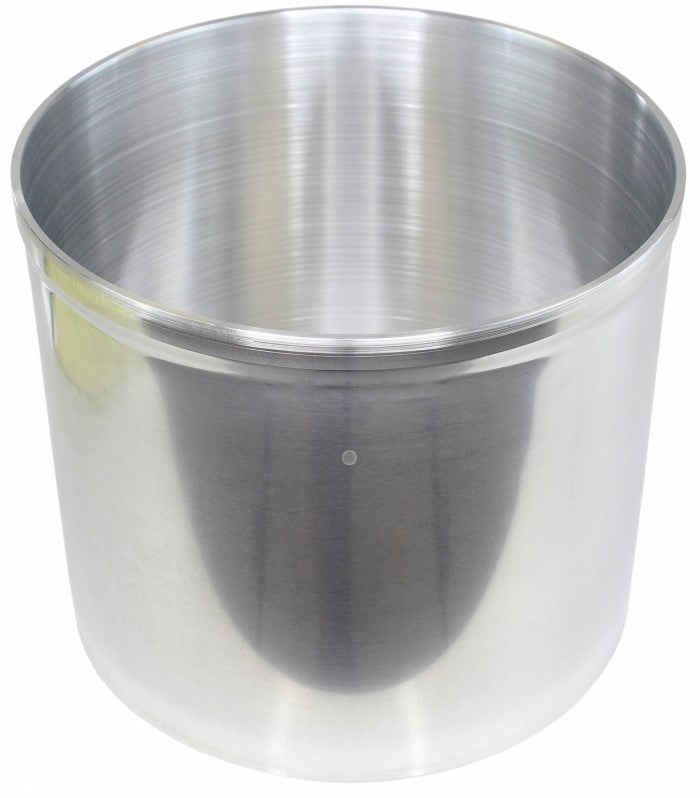 3 Gallon Aluminum SIDEMOUNT - POT ONLY