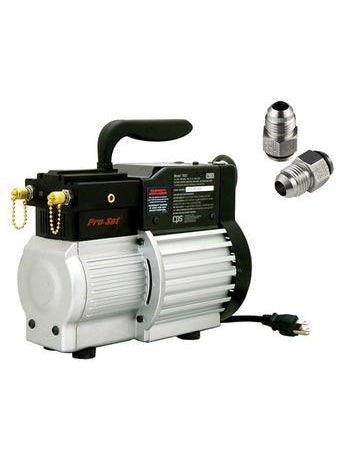 "CPS TRS21 Anti-spark/explosion pump with 3/8"" JIC Adapters Included"