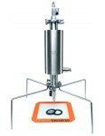 "1.5"" Dewaxing Closed Column Extractor 90-270g"