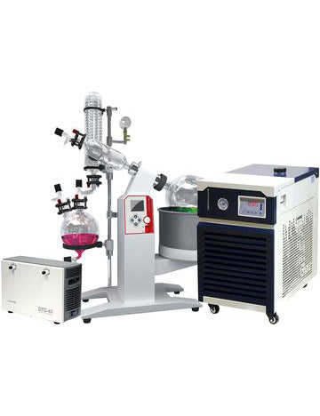 Ai SolventVap 1.3G/5L Rotary Evaporator with Chiller & Pump