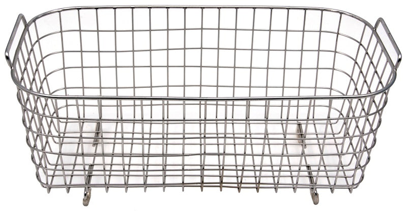 "6 Liter Stainless Steel Basket Dimensions 10""Lx 4""W x4""Deep"