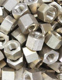 Nuts For High Pressure Clamps