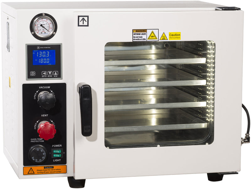 Ai UL/CSA Certified 0.9 CF Vacuum Oven 5 Sided Heat - 110V 60Hz