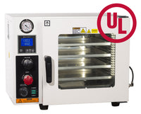 Across International UL/CSA Certified 0.9 CF Vacuum Oven 5 Sided Heat & SST Tubing