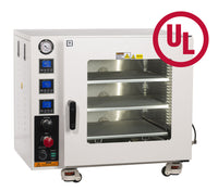 Across International UL/CSA Certified 3.2 CF 480°F Vacuum Oven with All SST Tubing