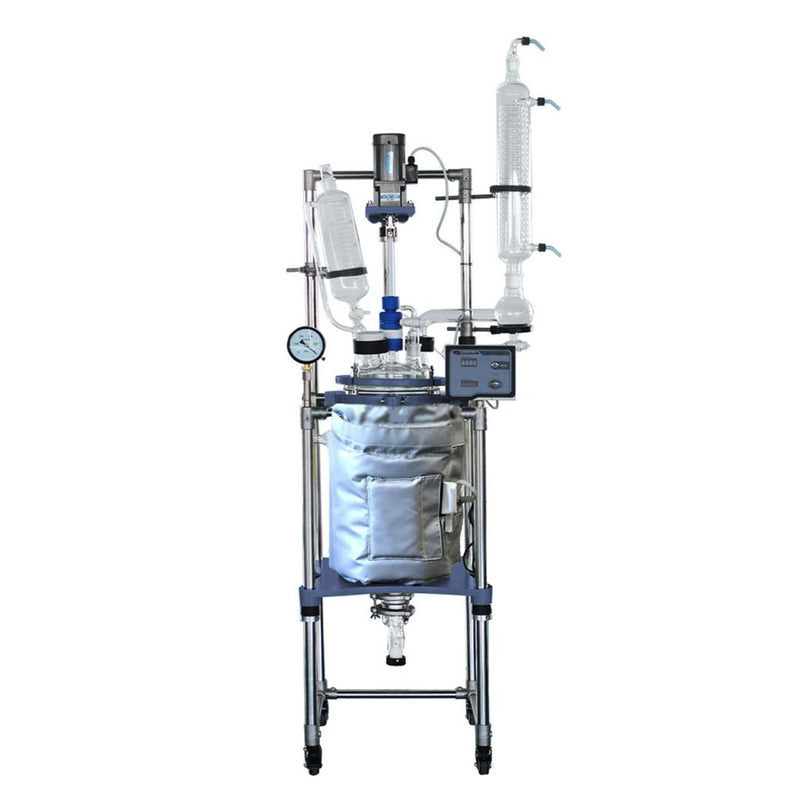 20L Dual-Jacketed Reactor