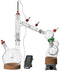 Ai 2L Short Path Distillation Kit with Multiple Receiving Flasks