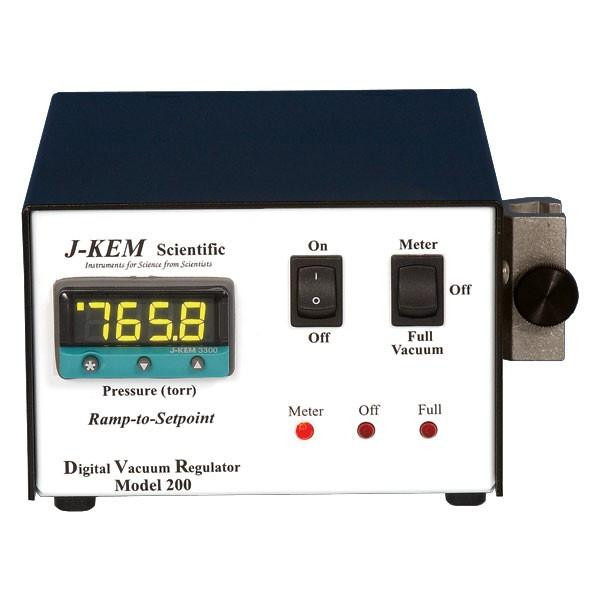 JKEM DVR-200 Digital Vacuum Regulator