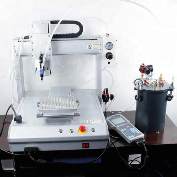 Multi functions high accuracy filling machine