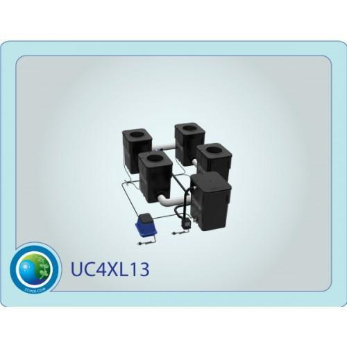 Current Culture The Under Current ™ XL13 UCXL13 Hydroponic Systems