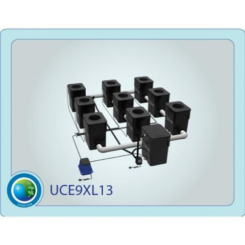 Current Culture The Under Current Evolution ™ XL13 UCEXL13 Hydroponic Systems