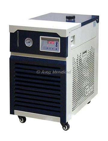 Across International -30°C 10L Recirculating Chiller with 20L/Min Centrifugal Pump 110/220V