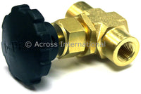 Vacuum/Vent Valve for AI ELITE Series Vacuum Ovens