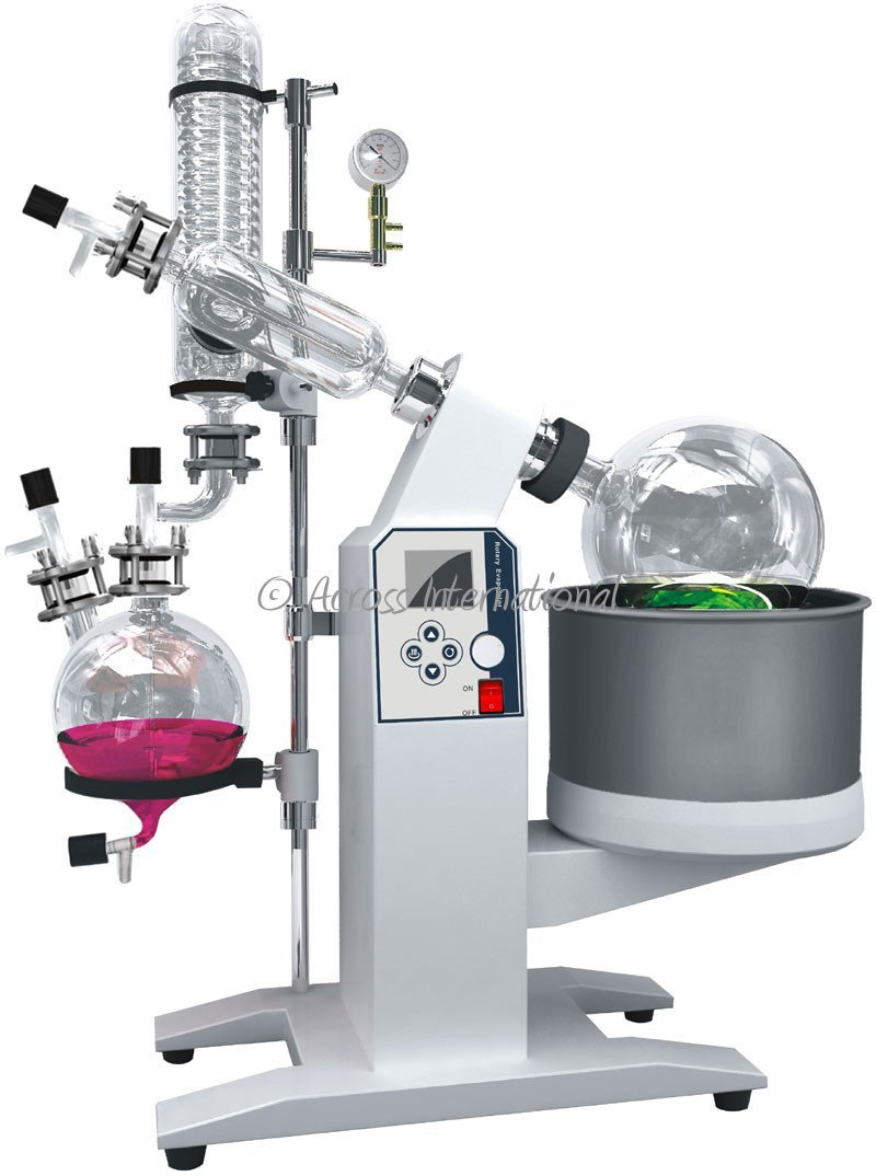 Ai SolventVap 1.3-Gallon/5L Rotary Evaporator with Motorized Lift