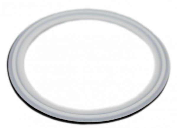 PTFE Envelope Tri-Clamp Gaskets with Viton Filler