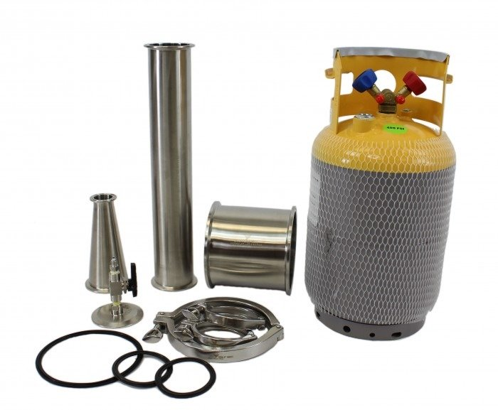 Apollo Extractor 1LB Upgrade Kit