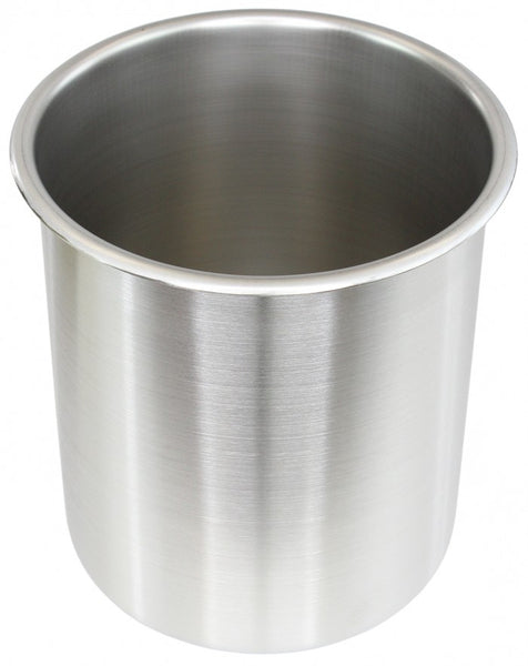 1.5 Gallon Tall Stainless Steel - POT ONLY