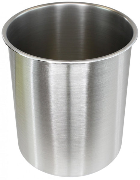 3 Gallon Tall Stainless Steel - POT ONLY