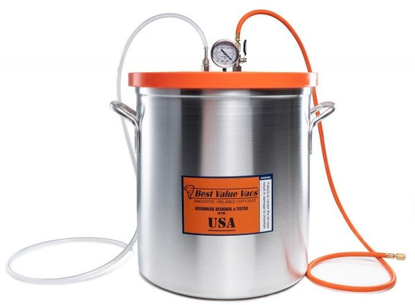 10 Gallon Resin Trap Vacuum Chamber