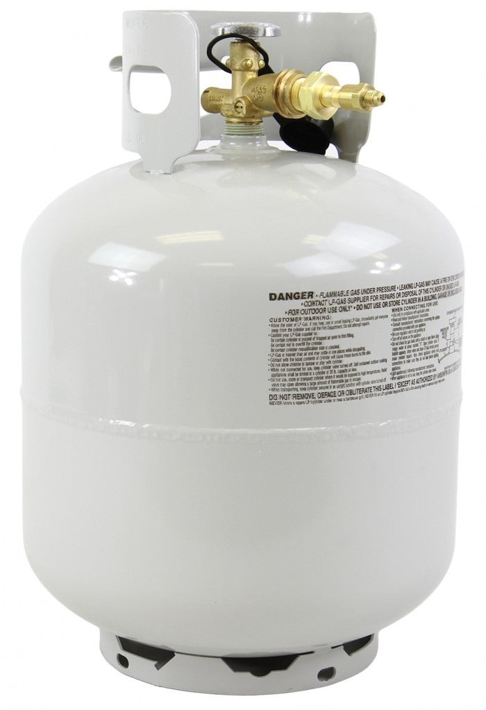 20LB High Purity USA 50/25/25% N-Butane/Iso-Butane/Propane TRI-Blend - 99.5% Guaranteed