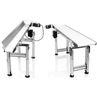 Twister T2/T4 Quality Control Conveyor & Feed Conveyor Package