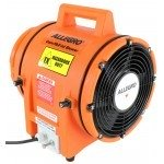 "Allegro Blowers 12"" Plastic Explosion-Proof Ventilation Fan Compact Axial Blower"