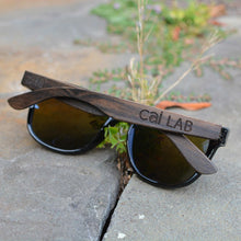 Ebony Wood Sunglasses // UNDER-GROWTH