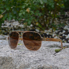 Wood Sunglasses // CASCADE