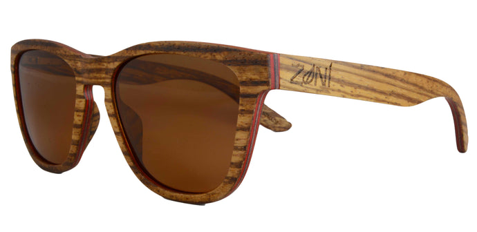 Wood Sunglasses // SUMMIT