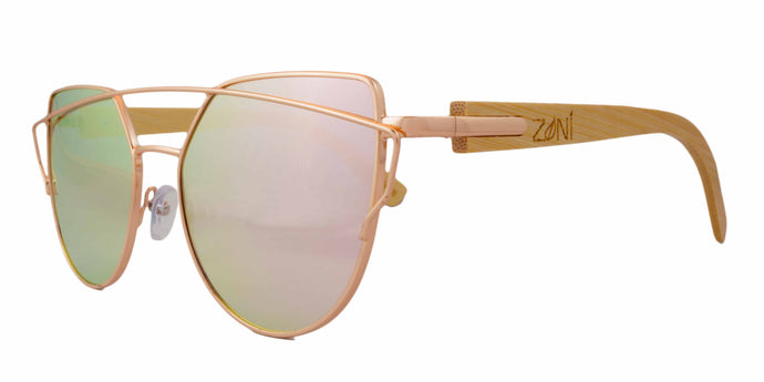 Bamboo Sunglasses // Supernova