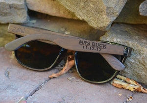 Wooden Sunglasses // ABYSS