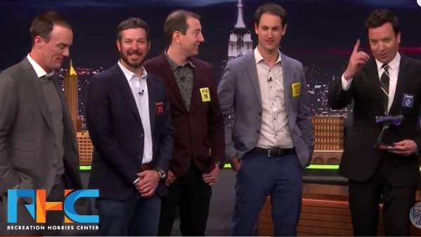 Redcat Racing Lightning STK Featured on The Tonight Show With Jimmy Fallon