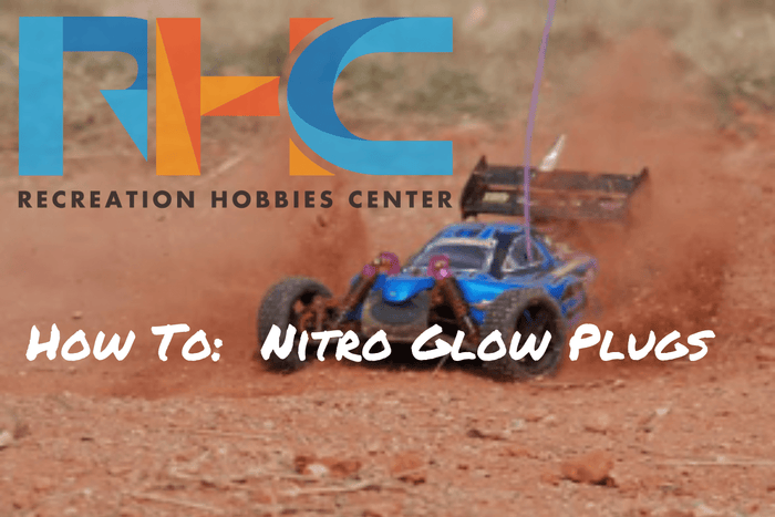 How To: Nitro Glow Plugs Cover - Recreation Hobbies Center