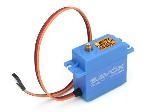 RC Servos | Servo Mounts | Servo Savers | Servo Horns | Parts