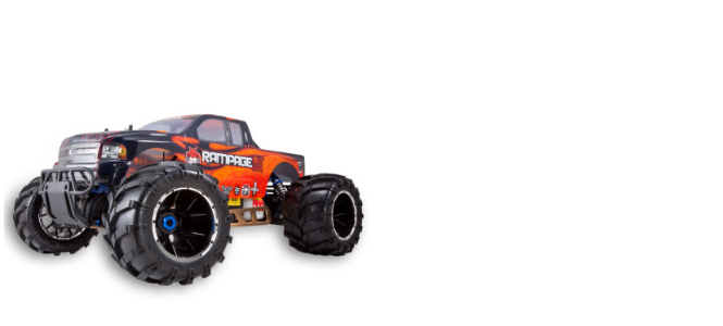 Large Scale RC Trucks and Buggies