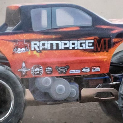 Redcat Racing RAMPAGE MT V3