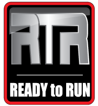RC is RTR Ready-To-Run