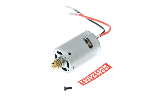 Redcat Racing Electric Motor Redcat Racing BS711-012RR Motor With 20T Pinion Gear